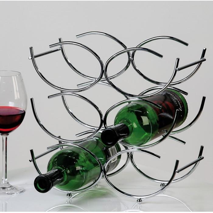 """Laikiklis 6 vyno buteliams """"Minato"""" MA-N50136"""