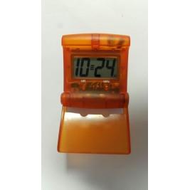 Kelioninis laikrodis - žadintuvas