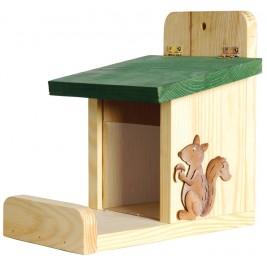Maitinimosi stotelė voverei LIH-voverė1