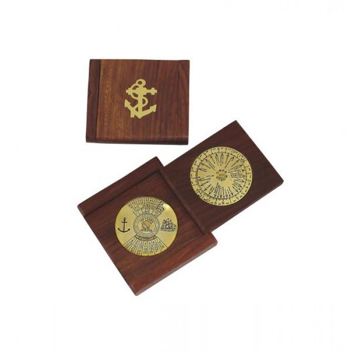 100 metų kalendorius, pasaulio laikrodis SC-1143