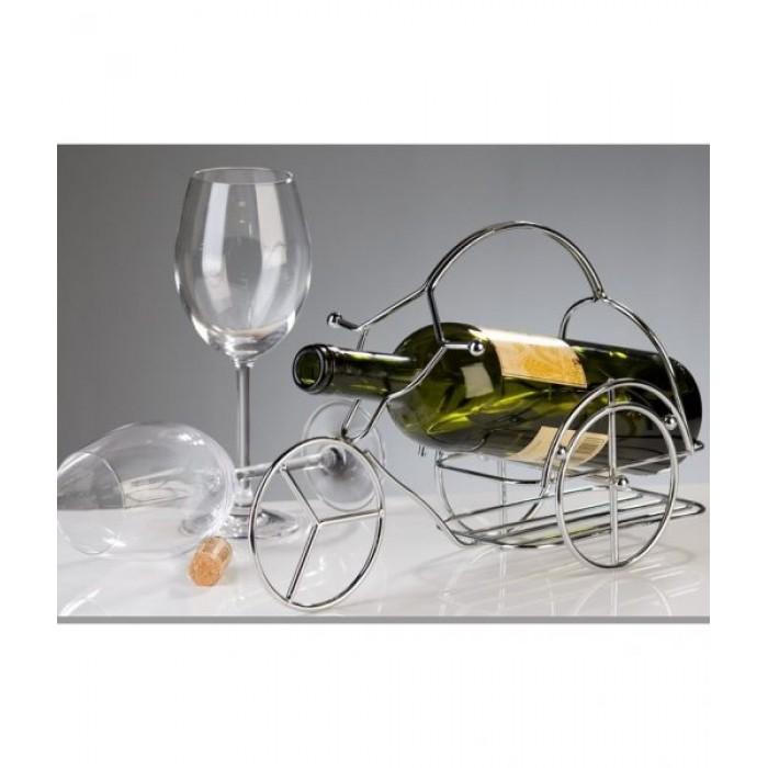 """Laikiklis vyno buteliui """"Dviratis"""" MA-N40932"""