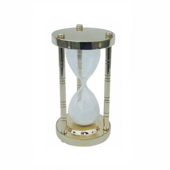 Smėlio laikrodis (5min.)