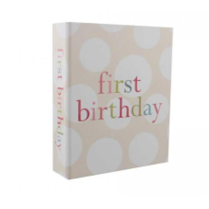 Albumas pirmajam gimtadieniui