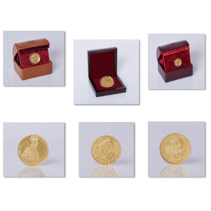LDK auksinių monetų replikos