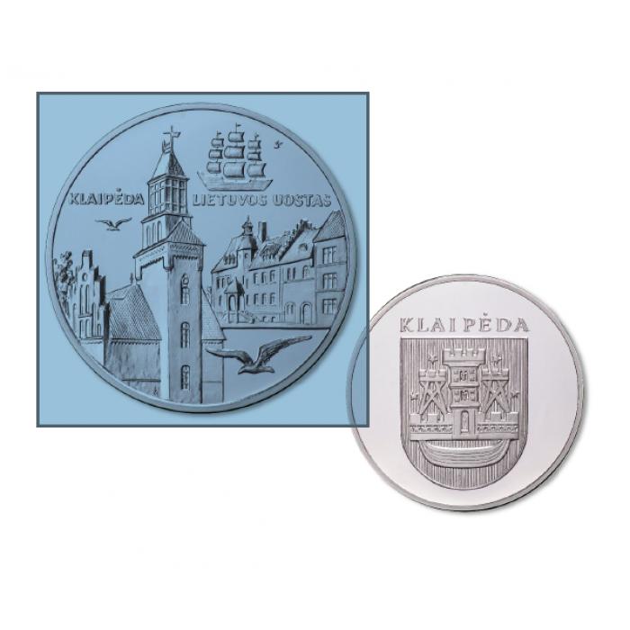 Medalis KLAIPĖDA