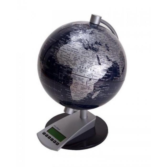 Gaublys Politinis Silver, skersmuo 20 cm, anglų kalba su 40000 faktų