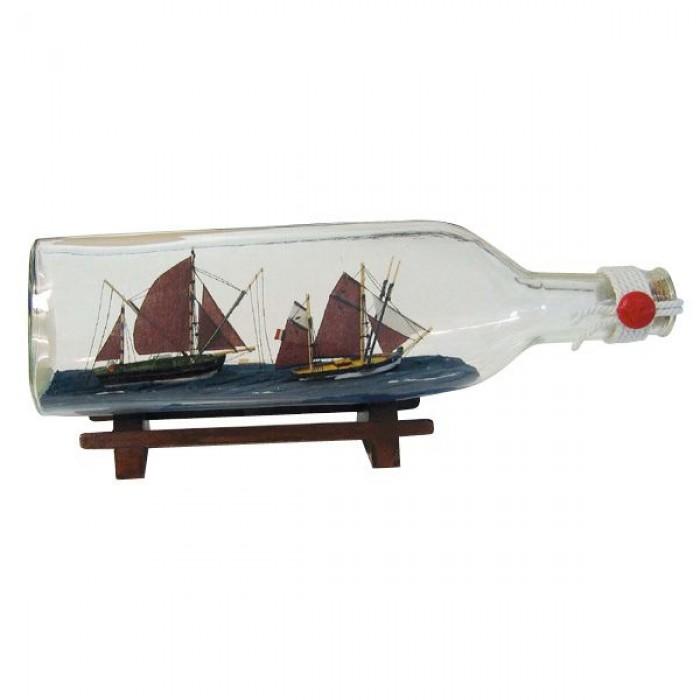 Laivas butelyje