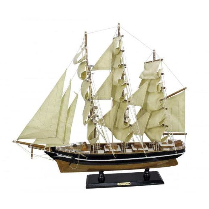 "Laivo modelis ""Cutty Sark"""
