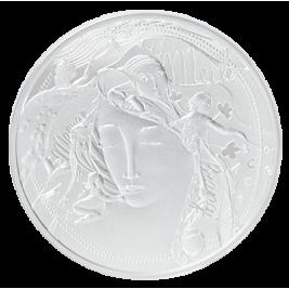 Sidabrinis medalis MAMAI