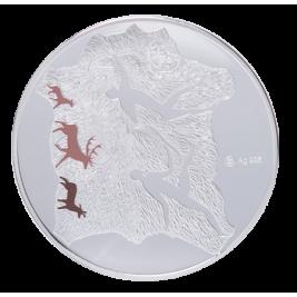 Medalis MEDŽIOKLĖ