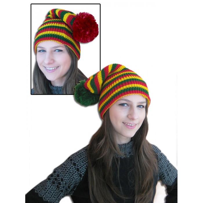 Tautinė megzta kepurė