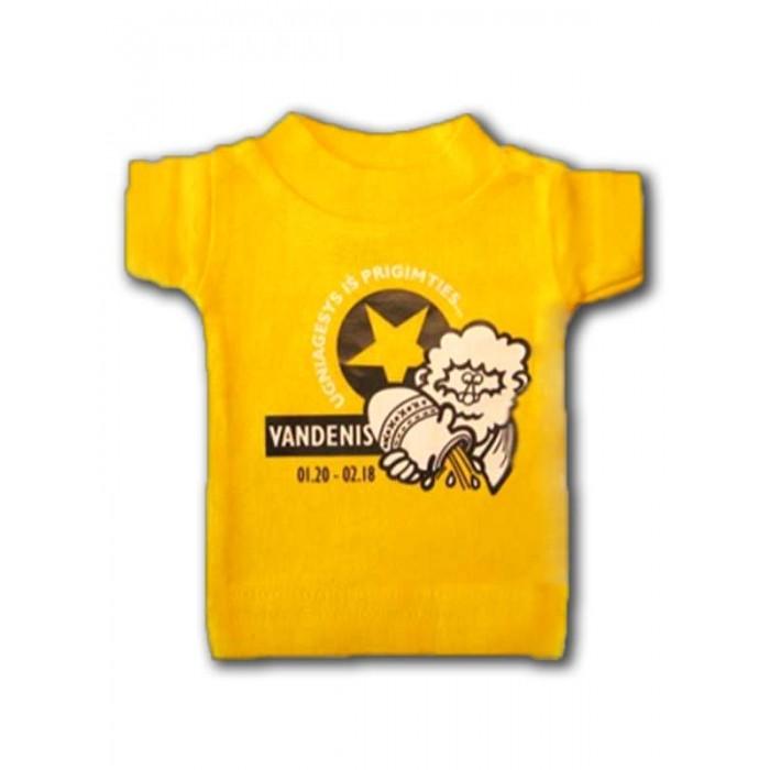 """Suvenyriniai marškinėliai """"VANDENIS"""""""