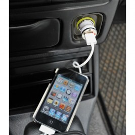 USB su krovikliu automobiliui
