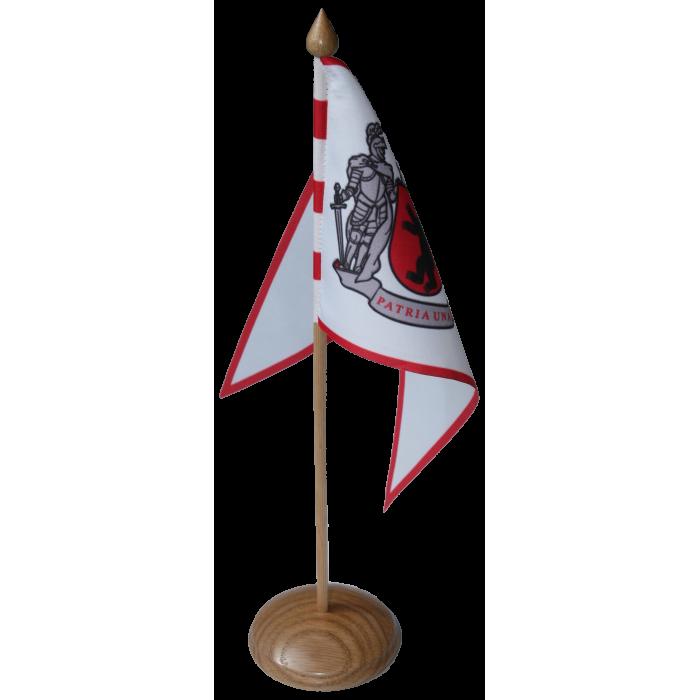Žemaitijos stalo vėliavėlė su stoveliu