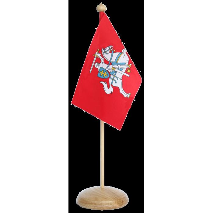 Medinis vėliavėlės stovelis