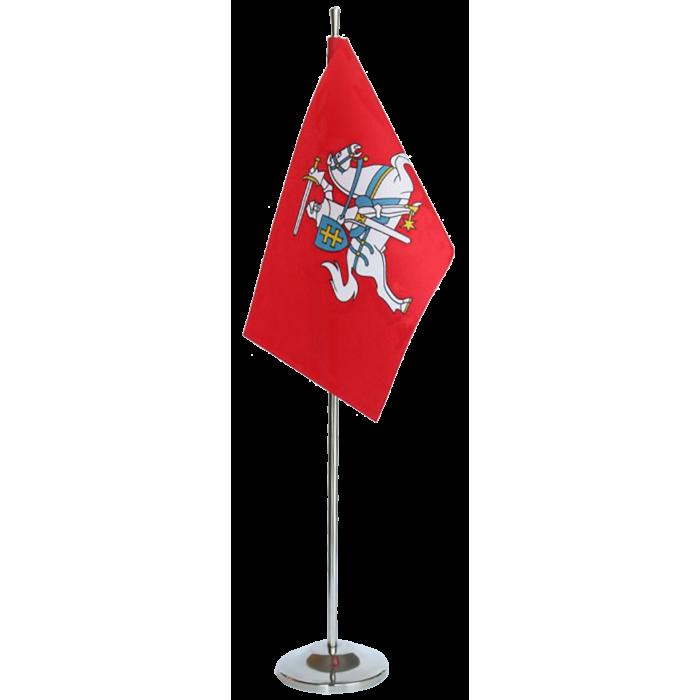 Metalinis vėliavėlių stovelis