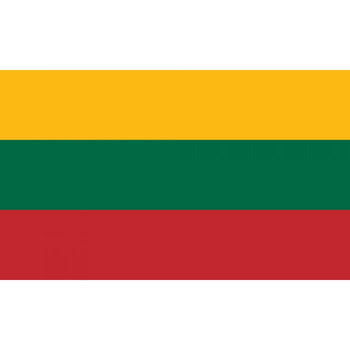 Lietuvos vėliava 25x42,5