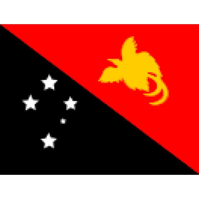 Papua Naujosios Gvinėjos vėliava