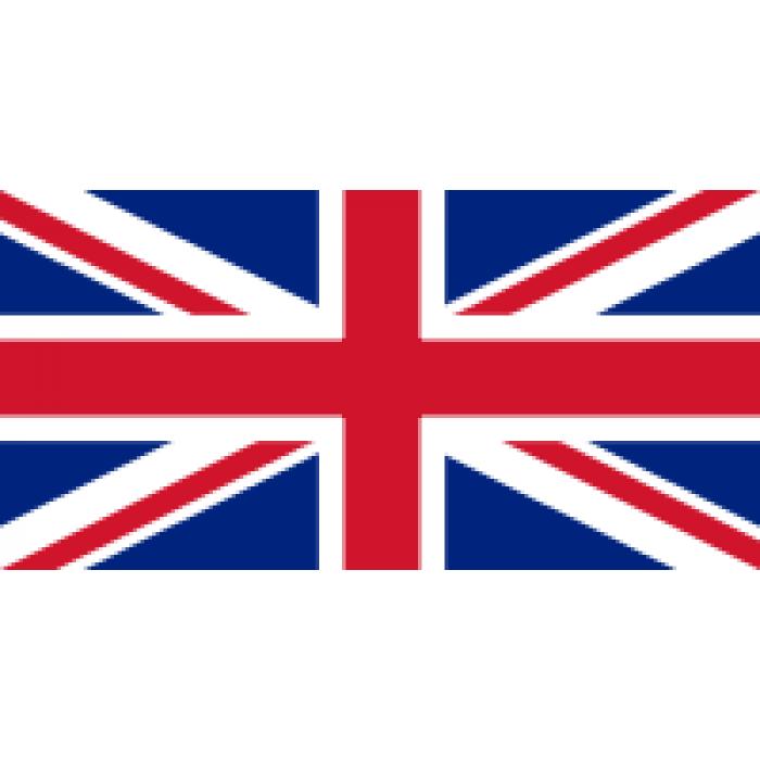 Didžiosios Britanijos stalo vėliavėlė