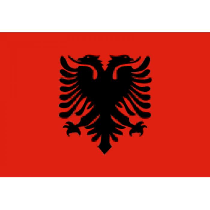 Albanijos stalo vėliavėlė