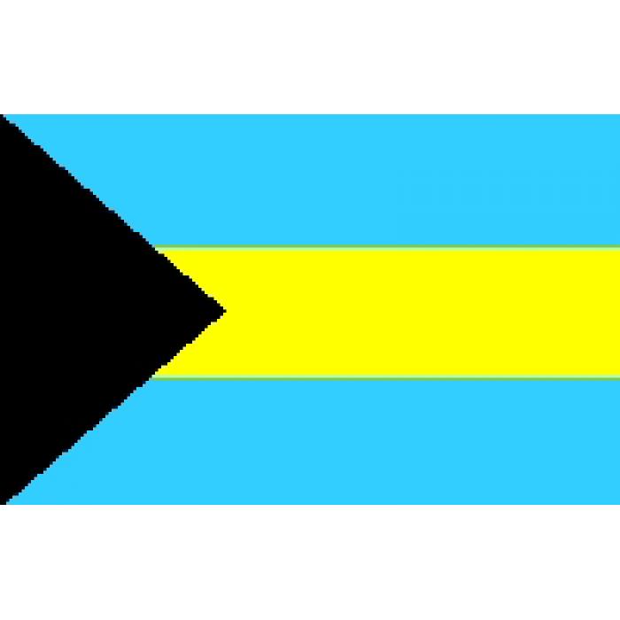 Bahamų vėliava