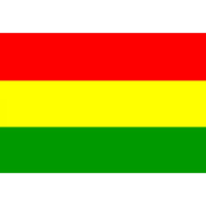 Bolivijos vėliava