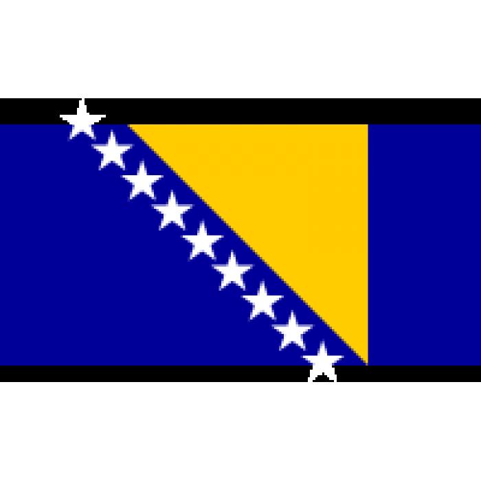Bosnijos ir Hercogovinos stalo vėliavėlė
