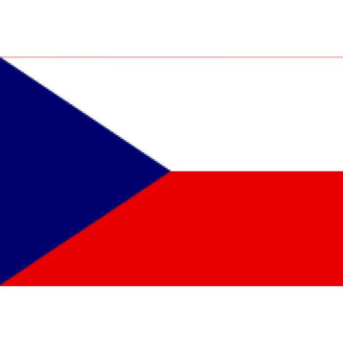 Čekijos vėliava