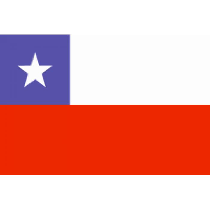 Čilės stalo vėliavėlė