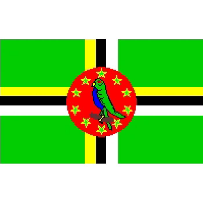 Dominikos stalo vėliavėlė