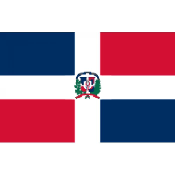 Dominikos Respublikos stalo vėliavėlė