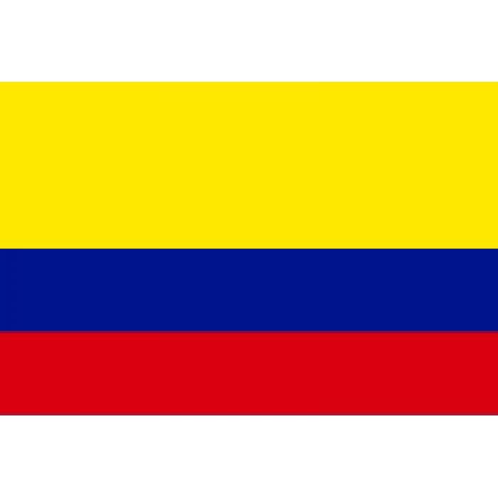 Kolumbijos stalo vėliavėlė