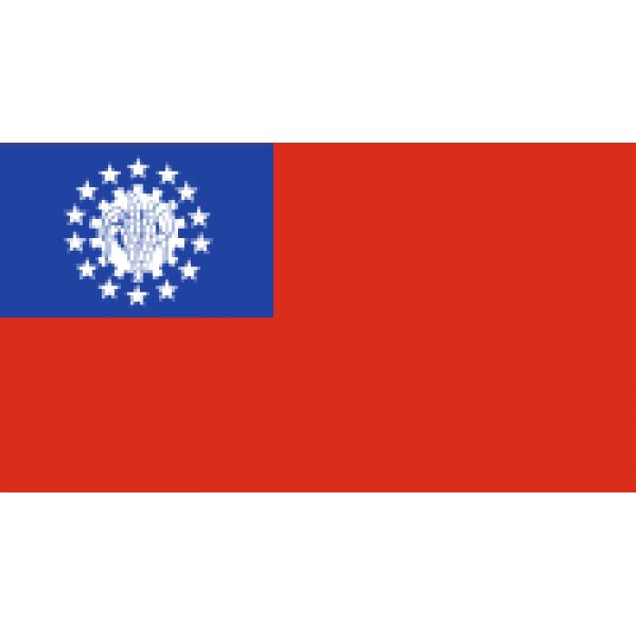 Mianmaro vėliava