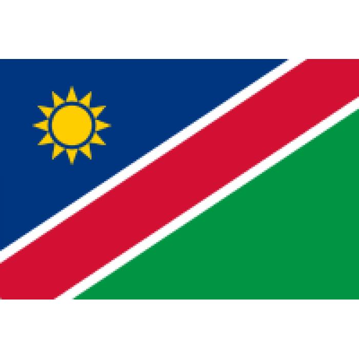 Namibijos vėliava