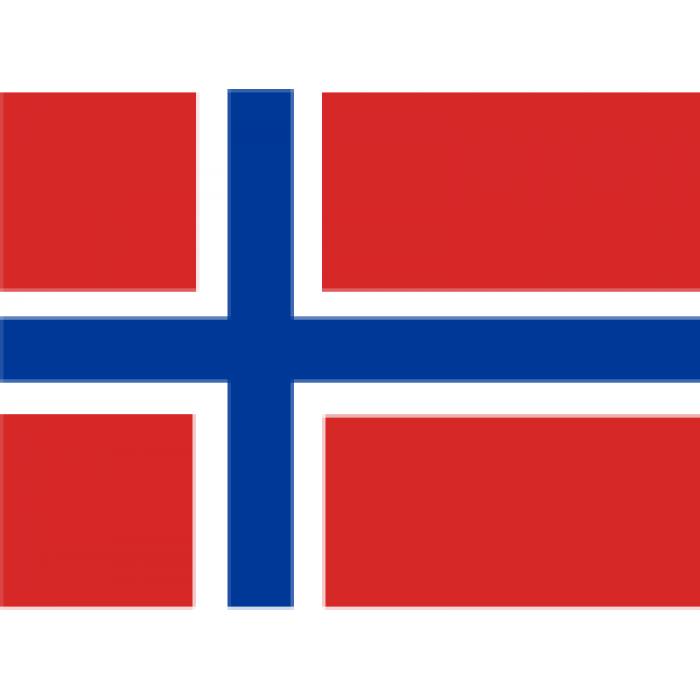 Norvegijos stalo vėliavėlė