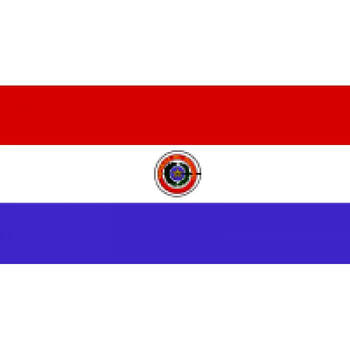 Paragvajaus vėliava
