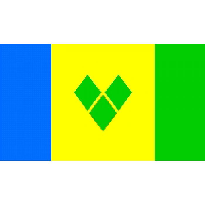 Sent Vinsento ir Grenadinų vėliava