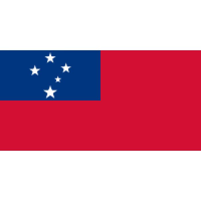 Samoa vėliava