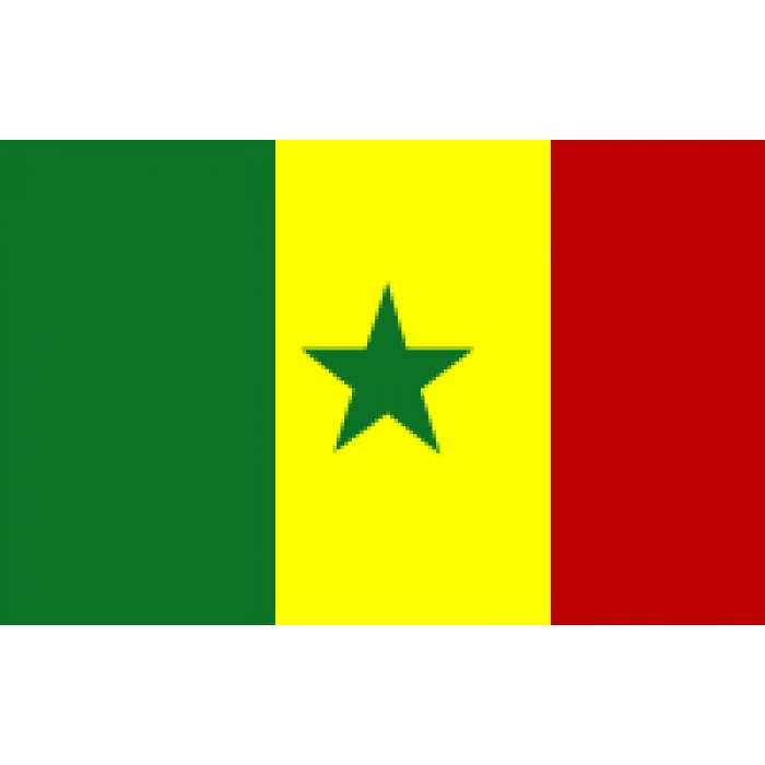 Senegalo vėliava