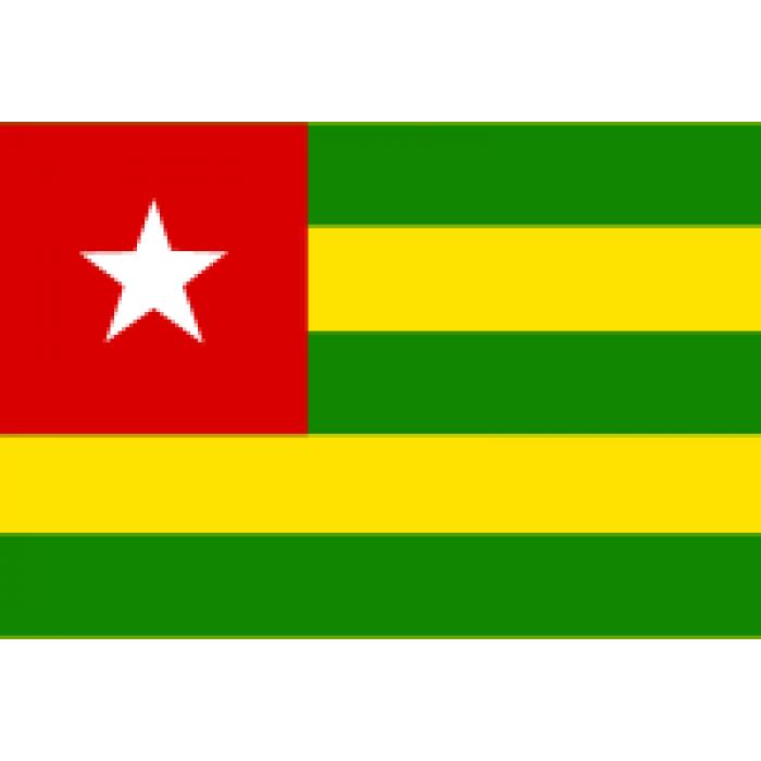 Togo stalo vėliavėlė