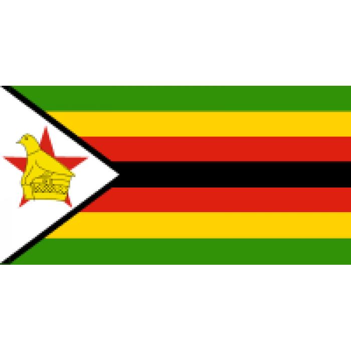 Zimbabvės stalo vėliavėlė