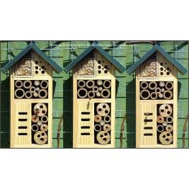 Vabzdžių viešbutis '' Auksinė bitė''