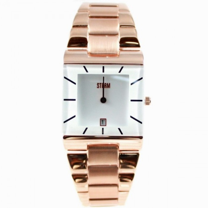 STORM  OMARY ROSE GOLD