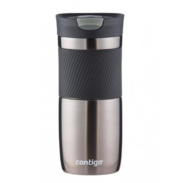 Kelioninis termo puodelis su vakuumine izoliacija Contigo Byron, 470 ml KR-CON1000-0329