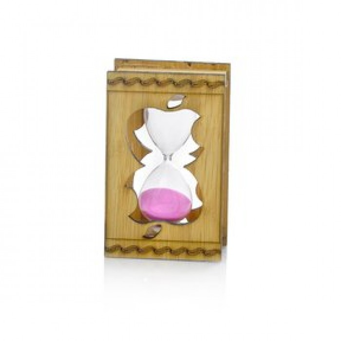 Smėlio laikrodis 6,5 x10,5 cm HR16190 1min, SV-3034368
