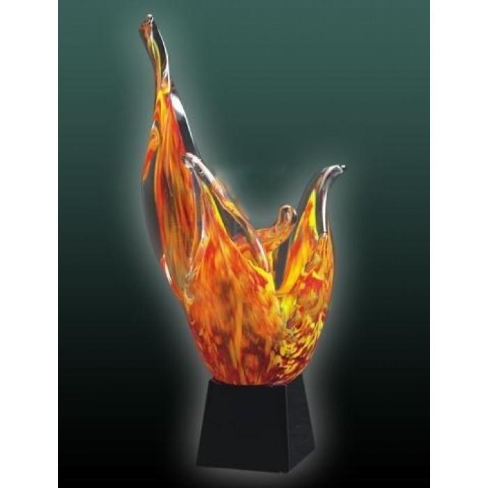 Stiklinis trofėjus (EBGS200)