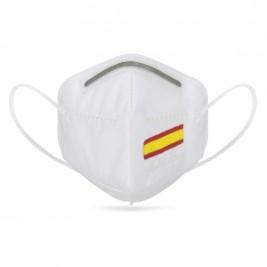 Apsauginė veido kaukė - respiratorius KN 95 (Ispanija EE)