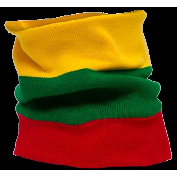 Lietuviškos trispalvės dviguba mova