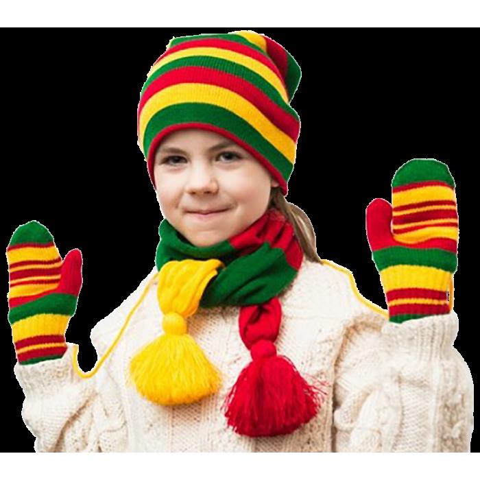 Vaikiškas Lietuviškos atributikos komplektas