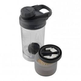 Gertuvė-kokteilinė Contigo Shake & Go Fit , 650 ml, JUODA, KR(CON1000-0648)